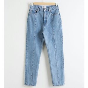 SALE & Other Stories Rigid High Waisted Jeans